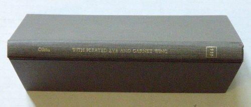 With Pleated Eye and Garnet Wing: Symmetries of Italo Calvino (Hardback): Irene T. Olken