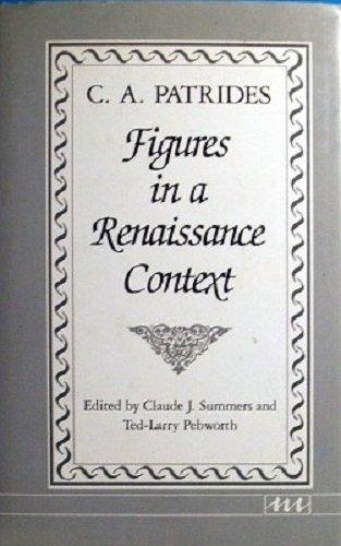 9780472101191: Figures in a Renaissance Context