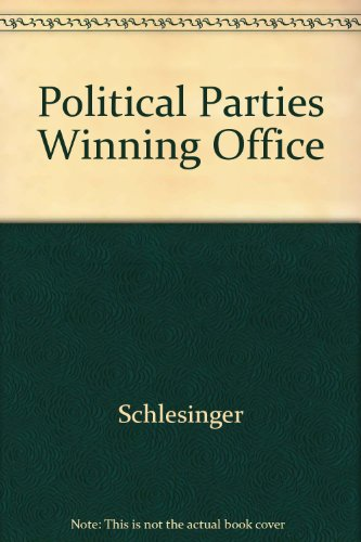 9780472102020: Political Parties and the Winning of Office