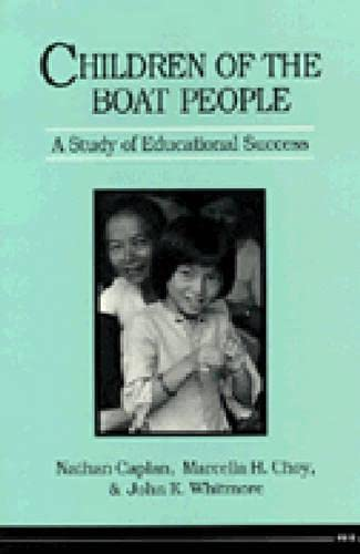 9780472102853: Children of the Boat People: A Study of Educational Success