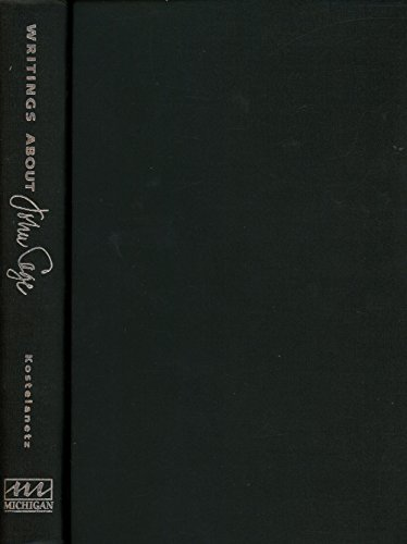 9780472103485: Writings about John Cage