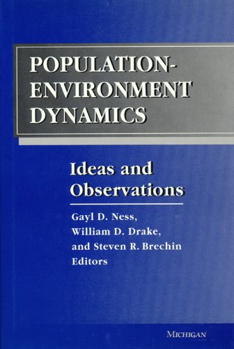 9780472103959: Population-Environment Dynamics: Ideas and Observations