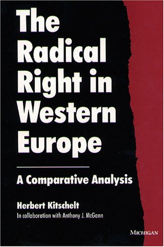 9780472106639: The Radical Right in Western Europe: A Comparative Analysis
