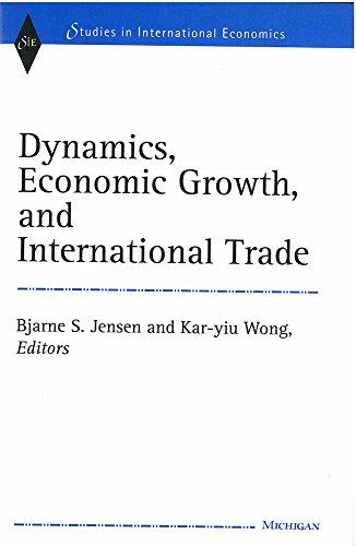 Dynamics, Economic Growth and International Trade (Hardback)