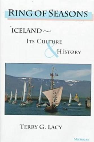 9780472109265: Ring of Seasons: Iceland Its Culture & History
