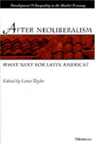9780472109814: After Neoliberalism: What Next for Latin America?