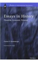 Essays in History: Financial, Economic, Personal (Hardback): Charles Poor Kindleberger