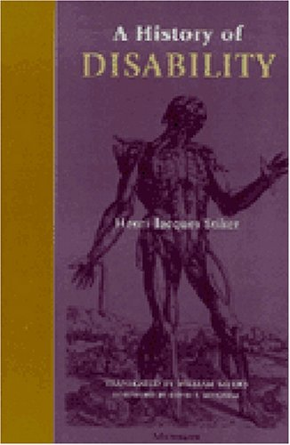 9780472110636: A History of Disability (Corporealities: Discourses Of Disability)