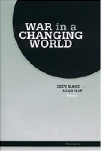 War in a Changing World (Hardback)