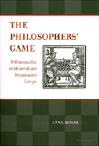 The Philosophers' Game - Rithmomachia in Medieval and Renaissance Europe with an Edition of ...