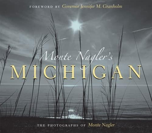 9780472114207: Monte Nagler's Michigan