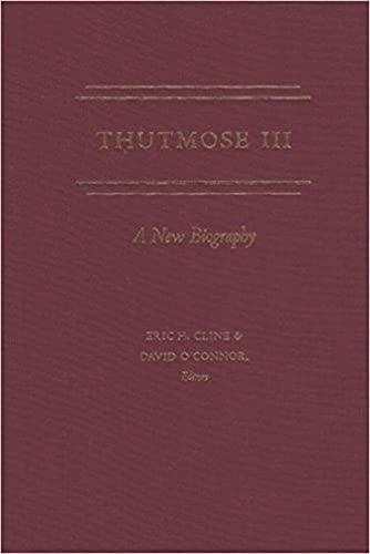 9780472114672: Thutmose III: A New Biography