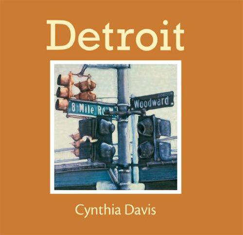9780472115389: Detroit: Hand-Altered Polaroid Photographs