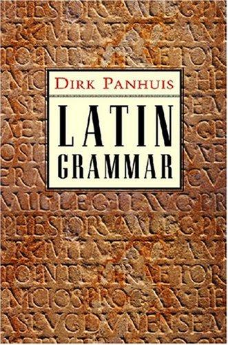 9780472115426: Latin Grammar