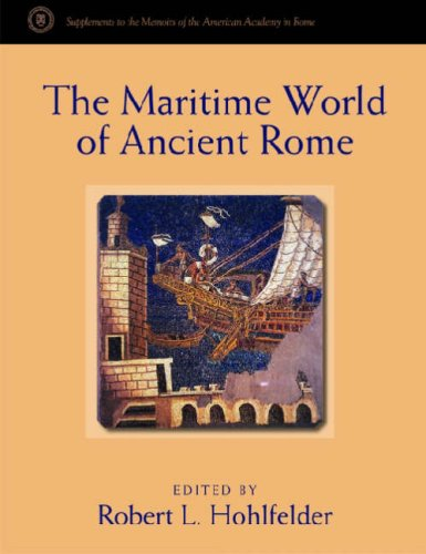 The Maritime World of Ancient Rome (Hardback)
