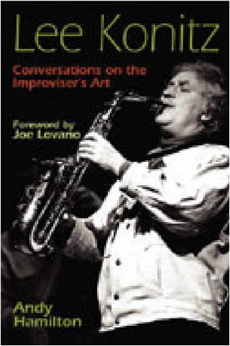9780472115877: Lee Konitz: Conversations on the Improviser's Art (Jazz Perspectives)