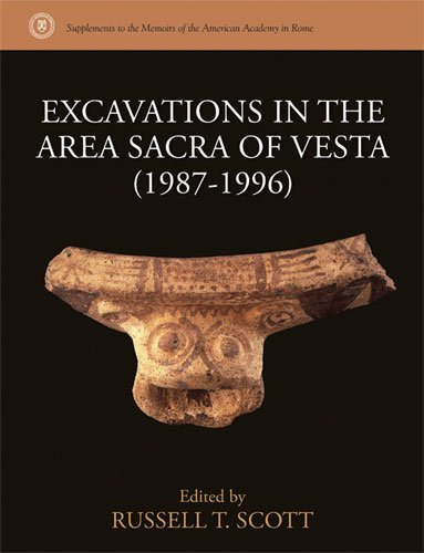 9780472116911: Excavations in the Area Sacra of Vesta (1987-1996) (Supplements to the Memoirs of the American Academy in Rome)