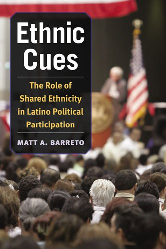 Ethnic Cues: The Role of Shared Ethnicity in Latino Political Participation (Hardback): Matt A. ...