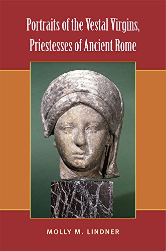 9780472118953: Portraits of the Vestal Virgins, Priestesses of Ancient Rome