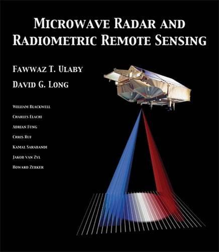 9780472119356: Microwave Radar and Radiometric Remote Sensing