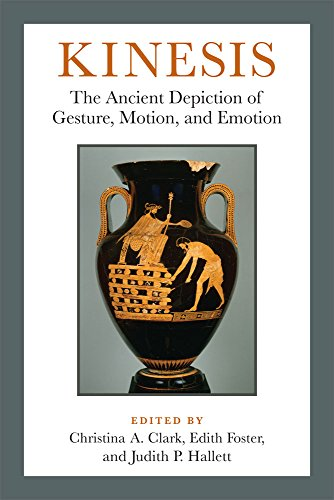 9780472119592: Kinesis: The Ancient Depiction of Gesture, Motion, and Emotion