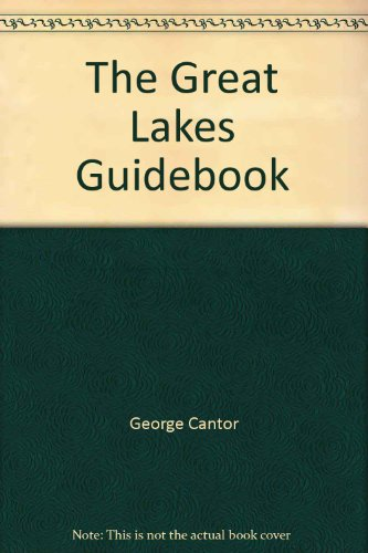 9780472196517: The Great Lakes Guidebook: Lake Huron and Eastern Lake Michigan