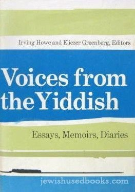 9780472464272: Voices from the Yiddish