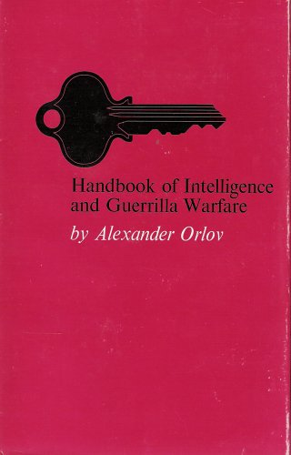 9780472707003: Handbook of Intelligence and Guerrilla Warfare