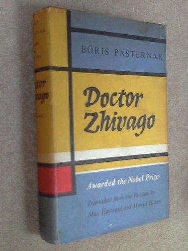 9780472717965: Doctor Zhivago (Russian Edition)