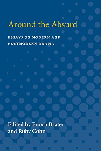 9780472750450: Around the Absurd: Essays on Modern and Postmodern Drama