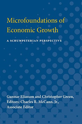 9780472751273: Microfoundations of Economic Growth: A Schumpeterian Perspective
