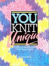 You Knit Unique: Lee Andersen