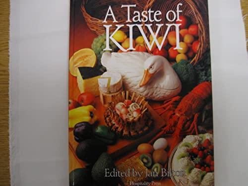 9780473003708: Taste of Kiwi