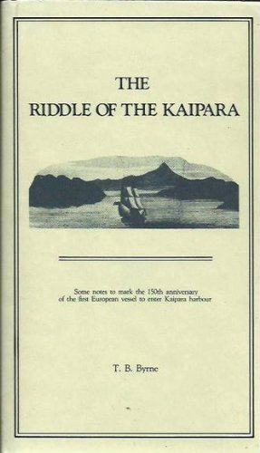 The Riddle of the Kaipara: Byrne, T.B.