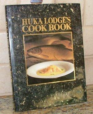 9780473007744: Huka Lodges Cookbook