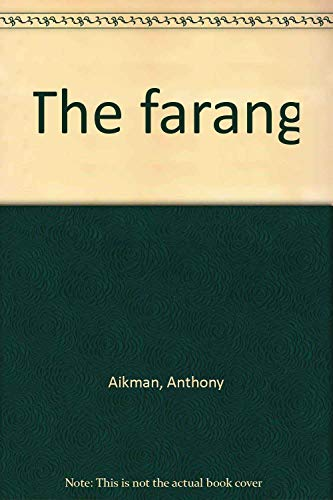 The Farang (SCARCE FIRST EDITION SIGNED BY THE AUTHOR)