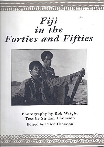 9780473027407: Fiji in the Forties and Fifties