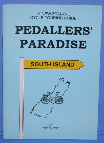 9780473029340: Pedallers' Paradise: South Island