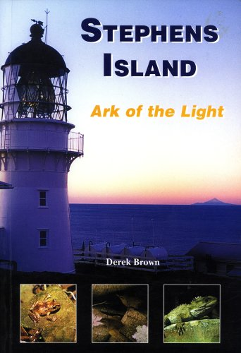 9780473070670: Stephens Island: Ark of the Light