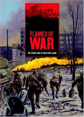 9780473086534: FLAMES OF WAR: The World War II Miniatures Game