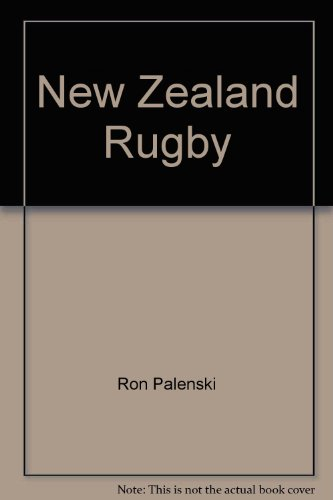 New Zealand rugby stories of heroism & valour: Palenski, Ron.