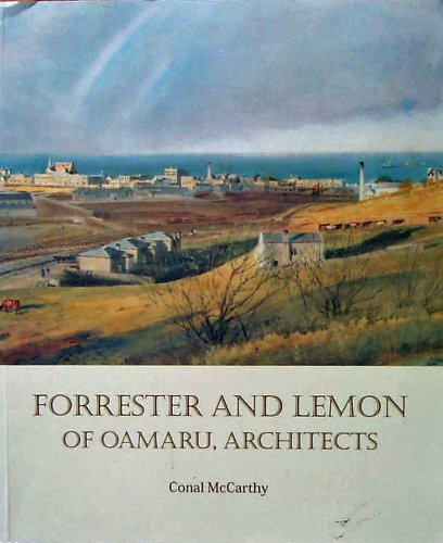 9780473088385: Forrester and Lemon of Oamaru, Architects