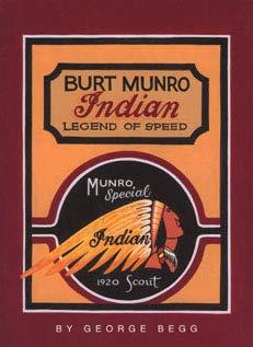 9780473089061: Burt Munro: Indian Legend of Speed
