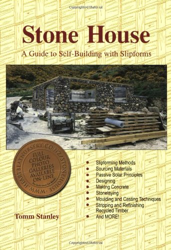 9780473099701: Stone House: A Guide to Self-Building With Slipforms