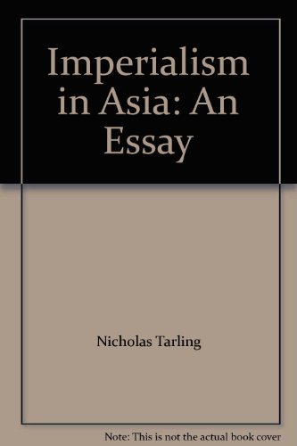 9780473101107: Imperialism in Asia: An Essay