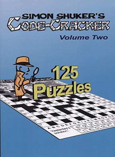 9780473102012: Simon Shuker Code Cracker : Volume 2