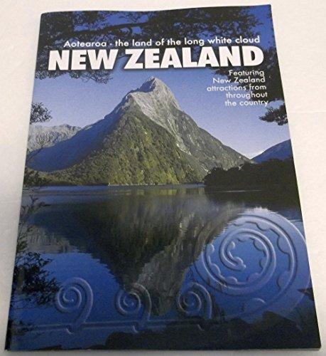 9780473102470: New Zealand (Aotearoa - The Land of the Long White Cloud)