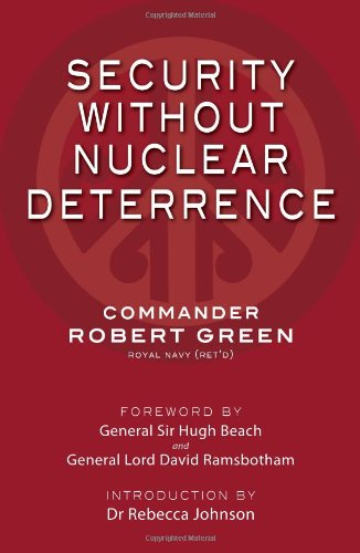 9780473167813: Security without Nuclear Deterrence