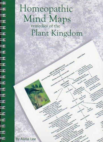 9780473179991: Homeopathic Mind Maps Remedies Plant Kingdom