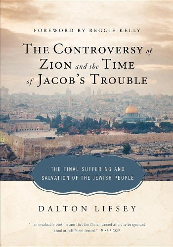 9780473190682: The Controversy of Zion and the Time of Jacob's Trouble